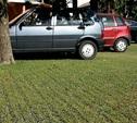 В Туле появились экологические парковки