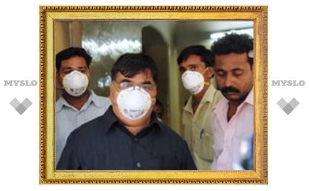 Количество заболевших гриппом H1N1 превысило 7,5 тыс.человек