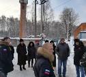 В поселке Ленинский завершены работы на станции обезжелезивания