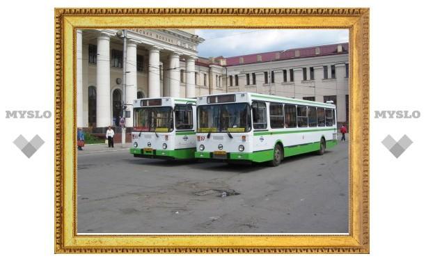В Туле автобусов станет в два раза больше