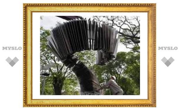 В Буэнос-Айресе установлен памятник танго