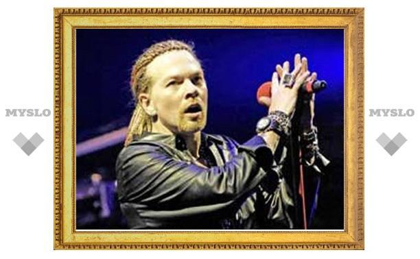 Сразу две звукозаписывающие компании обвинили Guns N'Roses в плагиате