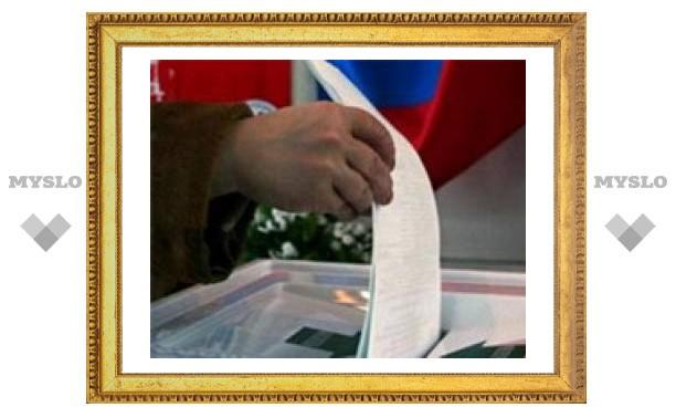 Туляк дважды проголосовал на прошедших выборах