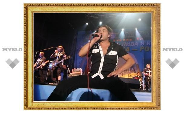 Концерт «Би-2» в Туле пройдет 3 сентября