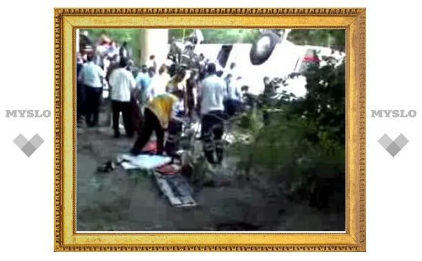 В Турции в аварии погибли 16 россиян. Туляков среди них нет