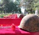 Останки найденных в Арсеньевском районе бойцов и командиров захоронят 22 июня