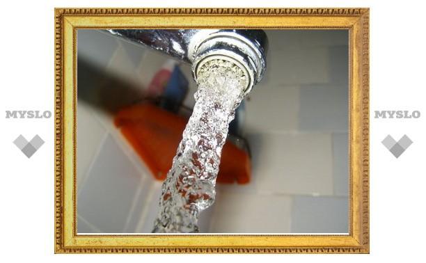 Воду на Зеленстрое дадут к шести вечера