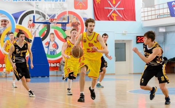 Во второй игре баскетболисты тульского «Арсенала» уступили «Русичу»
