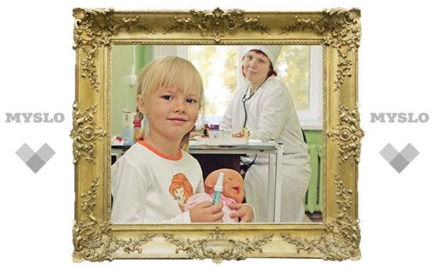 Прививки детям: все за и против