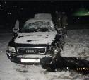 В Плавском районе четыре человека пострадали в лобовом столкновении