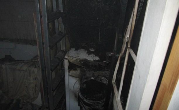 В Алексине пожарные спасли троих человек