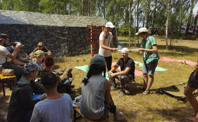 Прикоснуться к живой истории: в Тульской области открылась очередная «Вахта памяти»