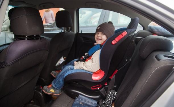 Автокресло или штраф: ГИБДД провела рейд по безопасности перевозки детей