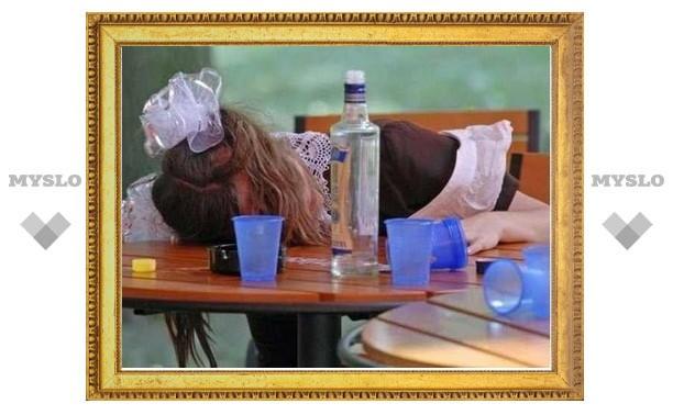 За продажу алкоголя детям туляки будут платить огромные штрафы
