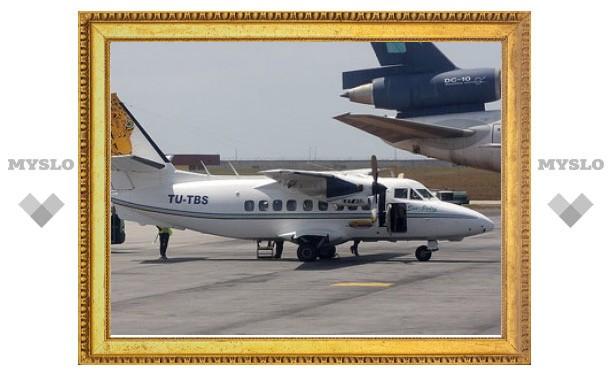 В Конго разбился самолет с российским пилотом
