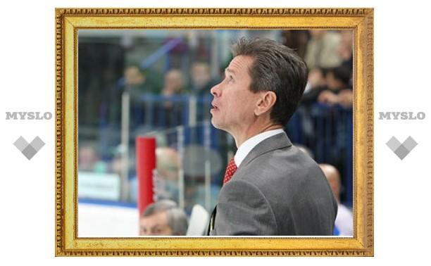 Быков остался доволен новой моделью игры сборной России