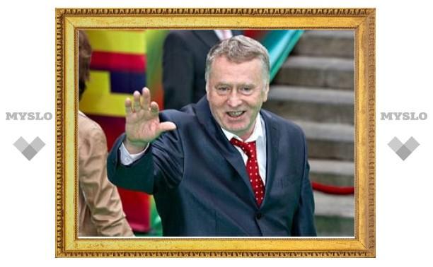 Жириновский предложил объединить Москву и область
