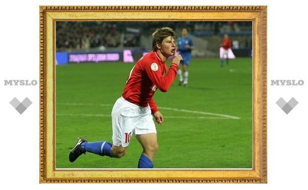 """Поражение от """"МЮ"""" подорвало веру Аршавина в чемпионство"""