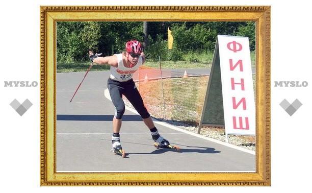 В городском парке в Новомосковске появится лыжероллерная трасса