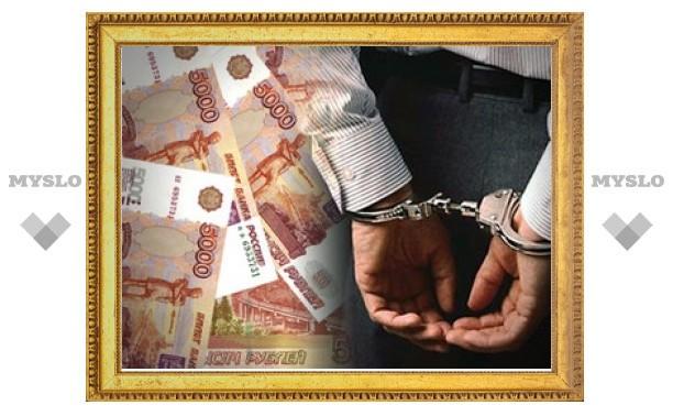 Тульский предприниматель обманным путем получил у банка кредит в 17 миллионов рублей