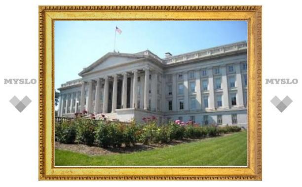 Дефицит бюджета США впервые превысил триллион долларов
