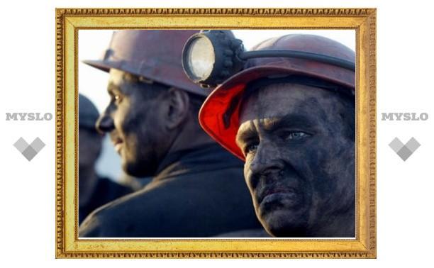 Туляки спасают кемеровских шахтеров