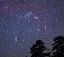 Ночью россияне смогут наблюдать «звёздный дождь»