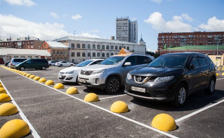 В Туле в День города организуют дополнительные парковки
