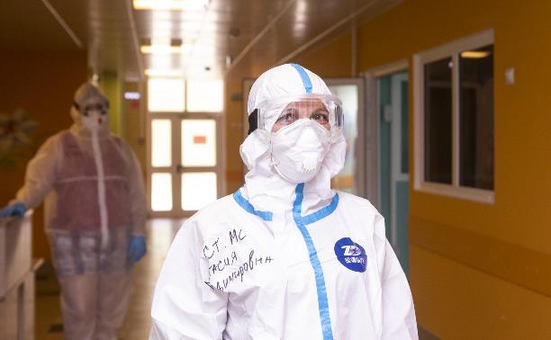 Главный эпидемиолог Тульской области назвала новые симптомы коронавируса