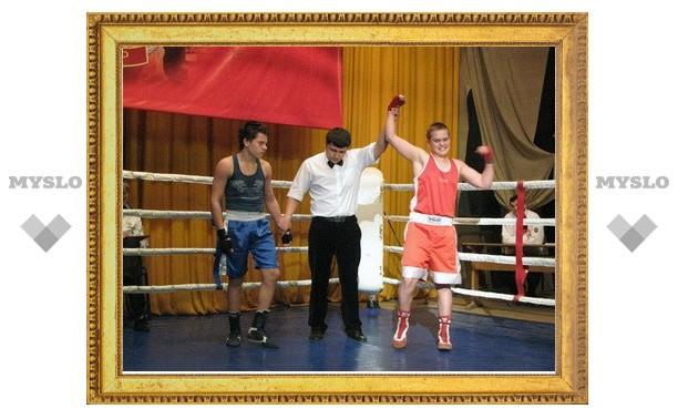 Юные боксеры Тульской области успешно выступили в Воронеже