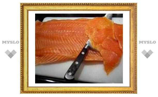 Открыто еще одно полезное свойство рыбных блюд