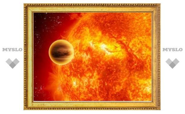 Астрофизики обнаружили побывавшие внутри звезды планеты