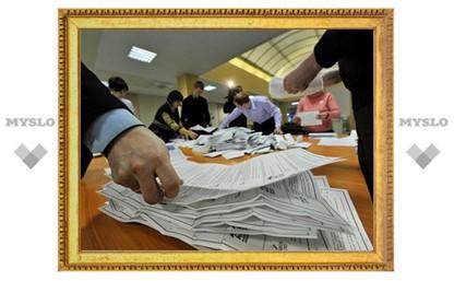 На выборах в Узловой зарегистрировано 7 сообщений о нарушениях