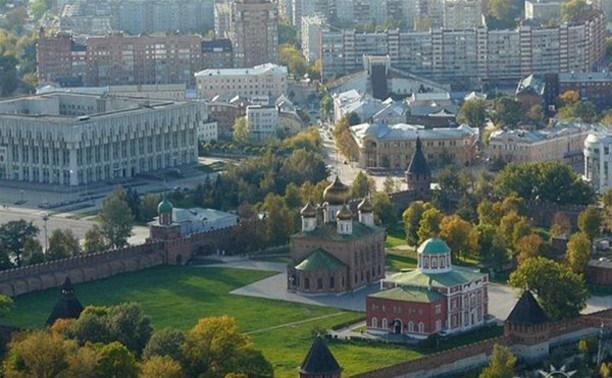 9 июля дежурный по Туле Сергей Сорокин