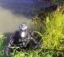 В реке Вашана под Алексином утонул мужчина