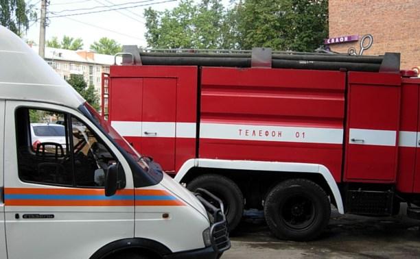 При пожаре на Красноармейском проспекте погиб мужчина