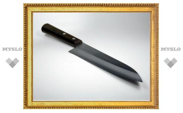 Туляк заплатит штраф за попытку украсть нож