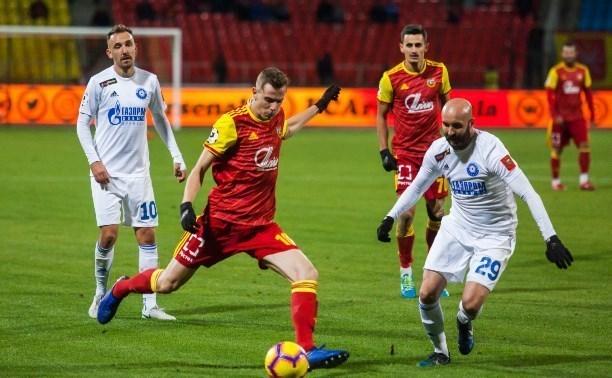 Кубковый матч «Арсенал» – «Оренбург» перенесли на 6 марта
