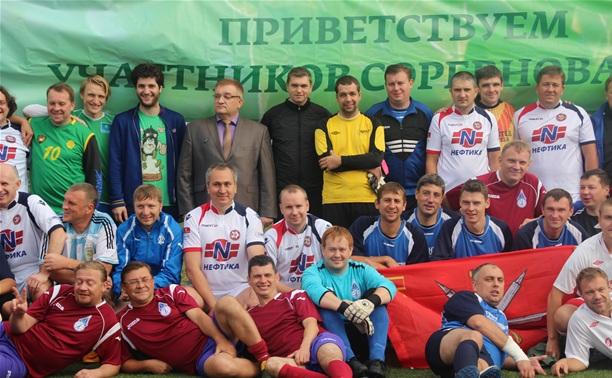 Тульские журналисты сыграют в футбол в Волгограде