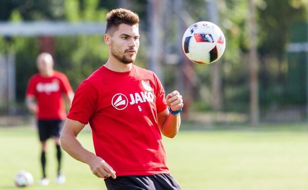 Защитник «Арсенала» Максим Беляев: «Постоянно работаем над отбором»