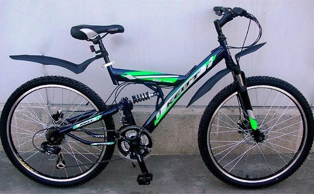 За сутки в Тульской области украли два велосипеда
