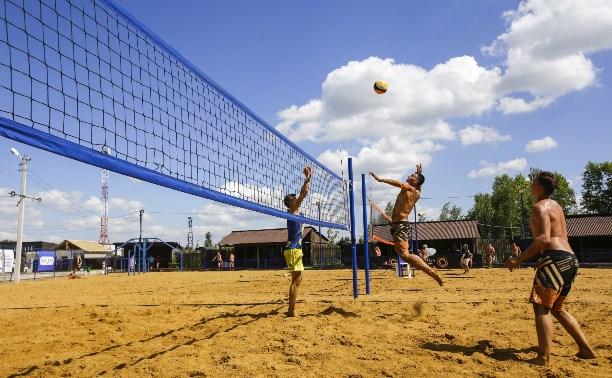 В Тульской области завершился VI международный турнир по пляжному волейболу TULA OPEN