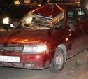 На ул. Вильямса в Туле пьяный водитель сбил пешехода