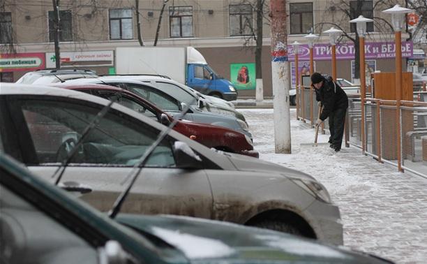 Стоянка на некоторых улицах Тулы будет разрешена только по четным или нечетным дням