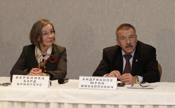 Тульская область будет развивать сотрудничество со Швецией