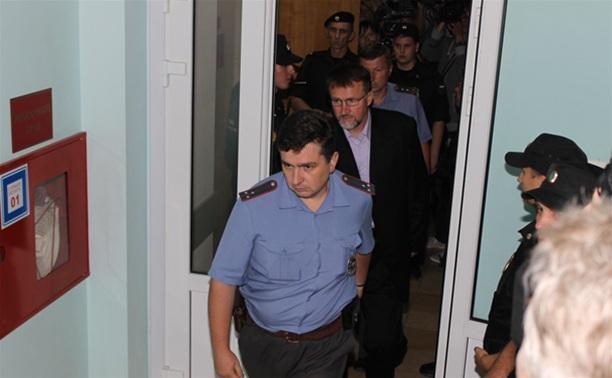 Приговор экс-губернатору Тульской области - 9 лет и 6 месяцев колонии строгого режима
