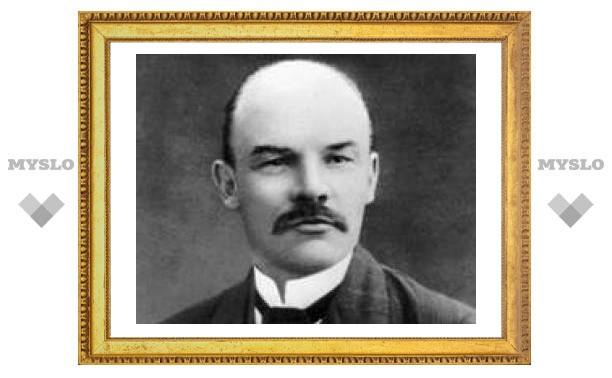 Сегодня родился Ленин!