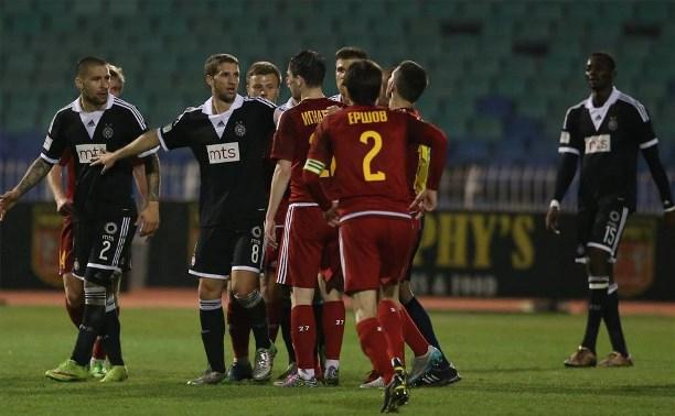 4 февраля канониры Булатова вновь сыграют с сербской командой