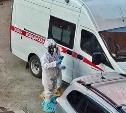 В тульской больнице скончался мужчина с подозрением на коронавирус
