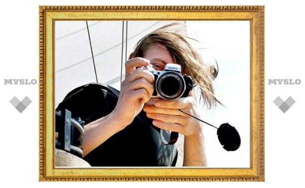 Тулякам предложили стать театральными фотохудожниками